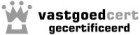 Vastgoedcert logo taxatie