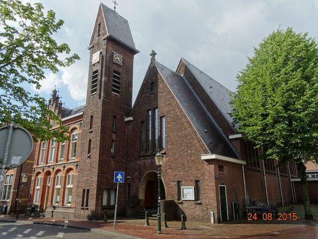 Referenties Hollandstate - kerk Veenendaal
